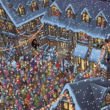 'Where's Mickey?' zoek-en-vind boek voor de 90e verjaardag van Mickey Mouse