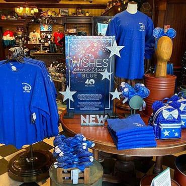 Wishes Come True Blue collectie met Disney oortjes, trui en rugzak nu verkrijgbaar