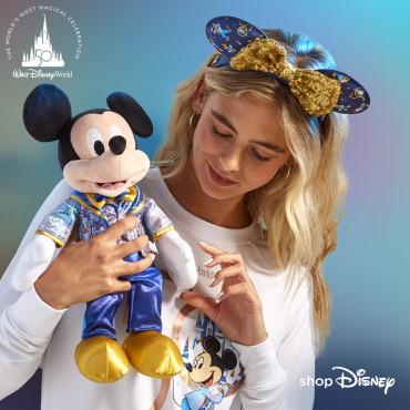 Walt Disney World 50th Anniversary Collection online verkrijgbaar via shopDisney