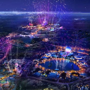 Walt Disney World viert 50e verjaardag met nieuwe attracties, shows in 2022