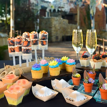 Dessert Party's in Walt Disney World met snacks, drank en speciale VIP plekken bij shows