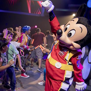 Disney Junior Dance Party met nieuwe figuren vanaf najaar 2018 in Walt Disney World