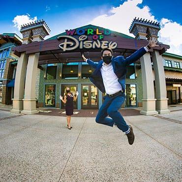 Disney Springs in Walt Disney World weer open met extra corona maatregelen