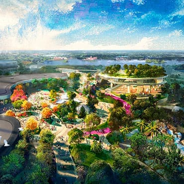 Epcot in Walt Disney World wordt vernieuwd met Ratatouille, Mary Poppins en Moana
