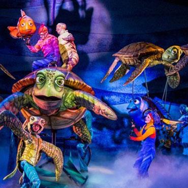 Finding Nemo Musical keert terug in Walt Disney World met nieuwe versie in Animal Kingdom