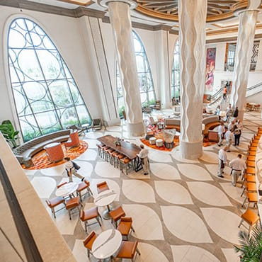 Gran Destino Tower opent bij Disney's Coronado Springs Resort in Walt Disney World