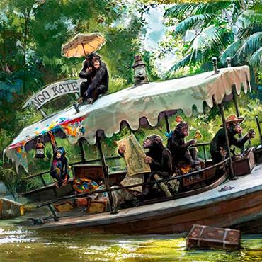 Walt Disney World vernieuwt Jungle Cruise met nieuwe verhaallijn, scenes en animatronics