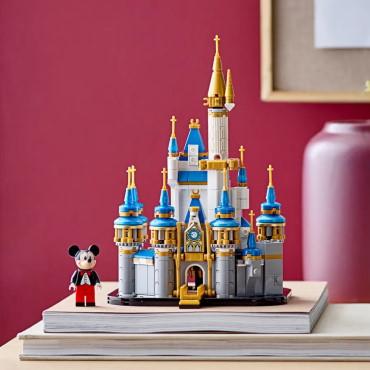 Mini Disney LEGO kasteel uit Walt Disney World met Mickey Mouse - 40478