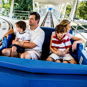 Walt Disney World heropent populaire PeopleMover attractie na lange renovatie