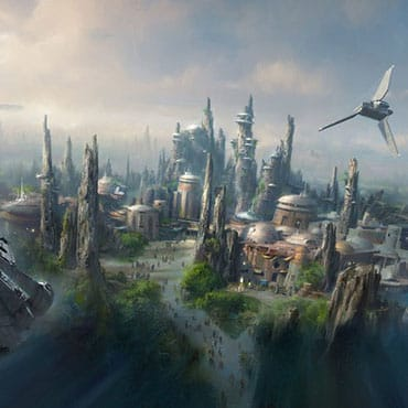 Star Wars Land komt naar Walt Disney World met nieuwe attracties en entertainment
