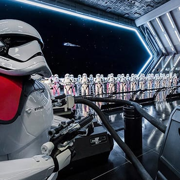 Star Wars: Rise of the Resistance opent in Walt Disney World met grootste attractie ooit