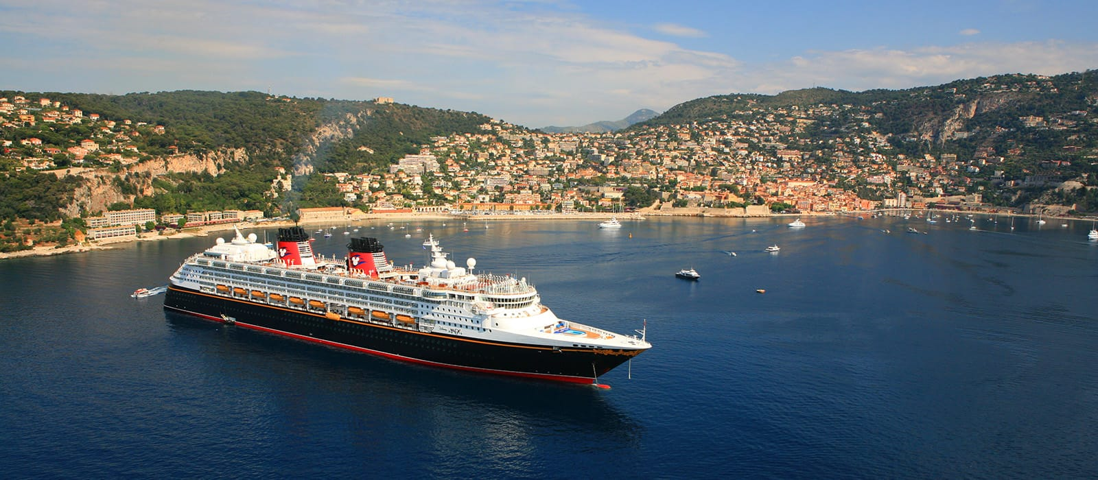 Europese cruise <br> Disney Cruise Line