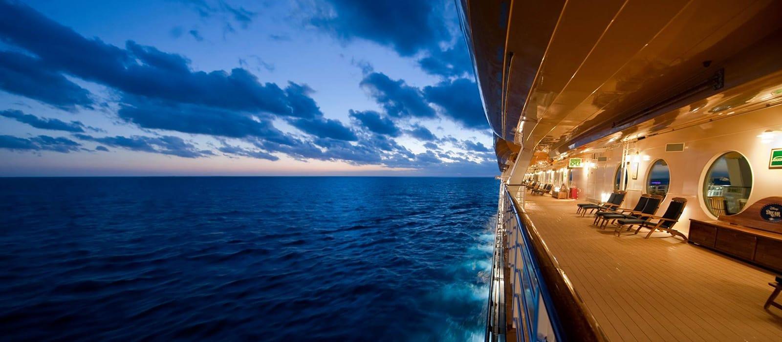 Disney Cruise Line <br> komt naar Amsterdam