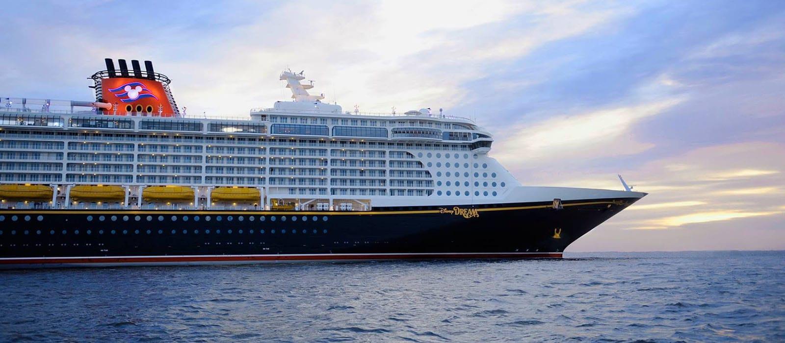 Europese cruises <br> Disney Cruise Line