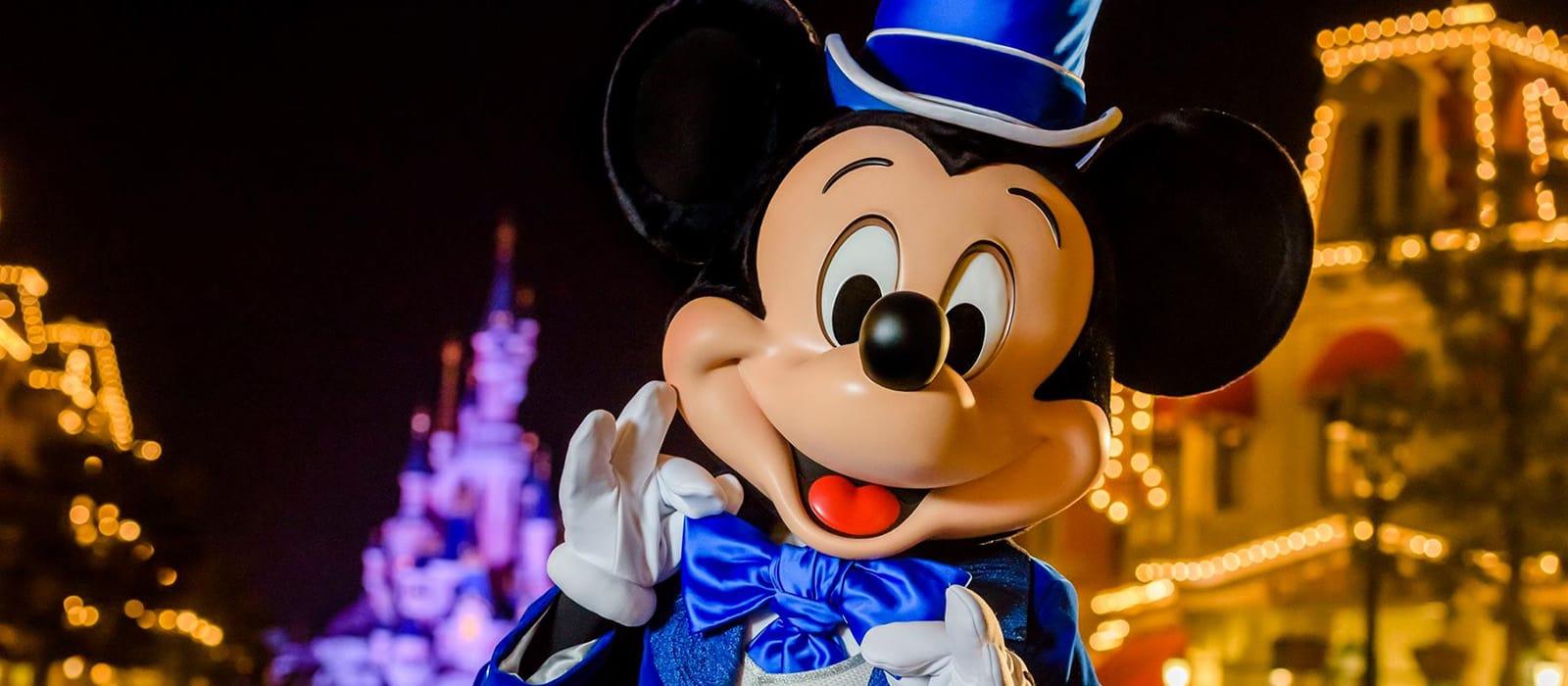 Vroegboekvoordeel <br> Disneyland Paris