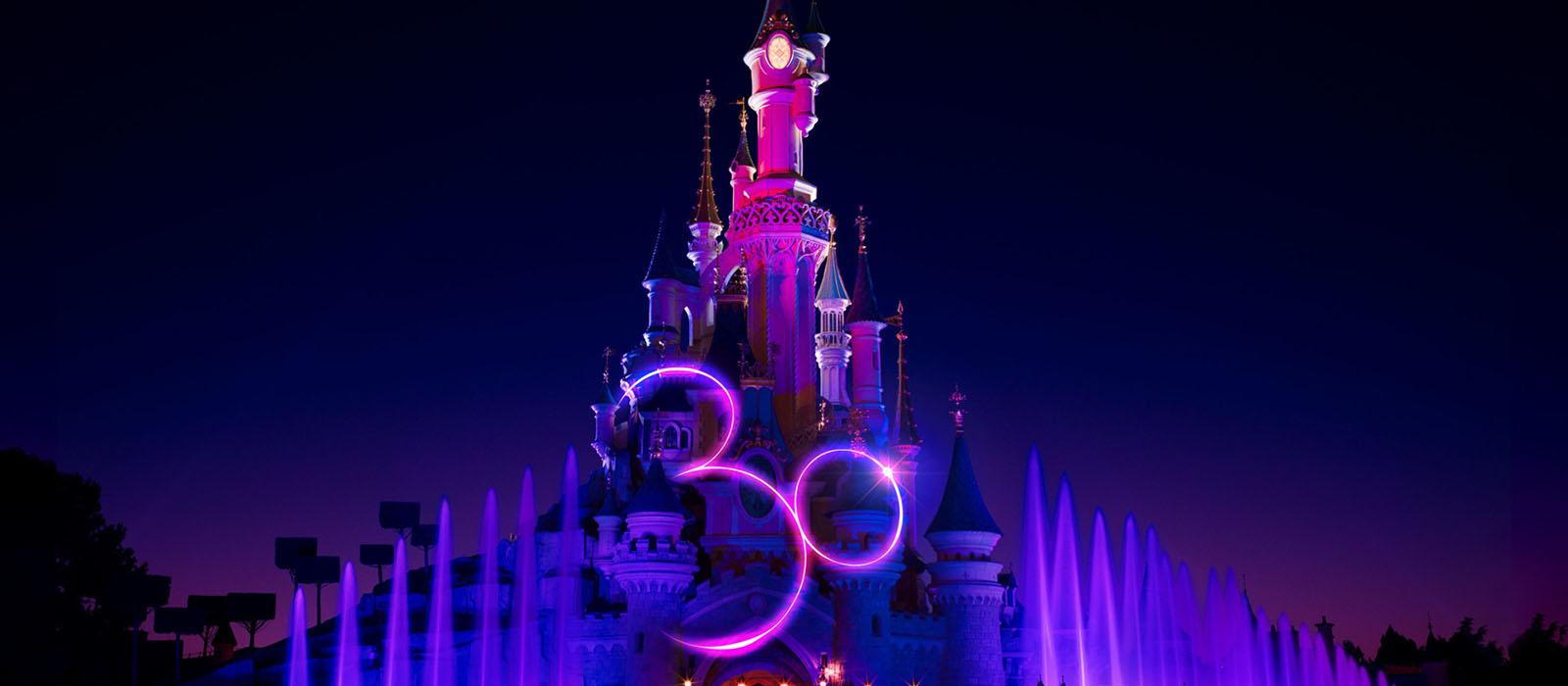 30e verjaardag <br> Disneyland Paris
