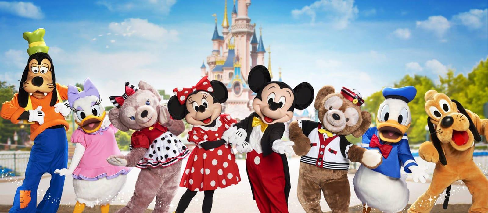 Openingsaanbieding <br> Disneyland Paris