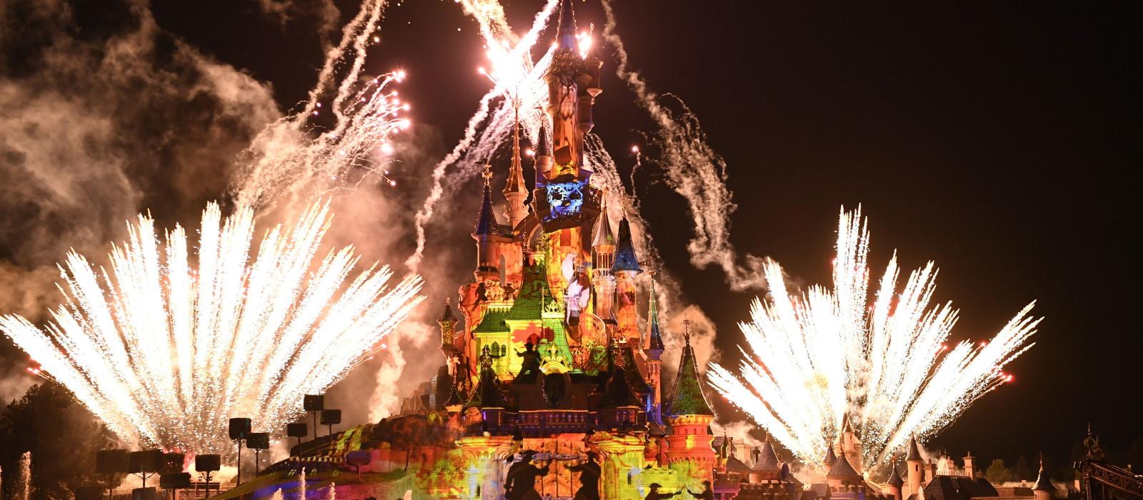 Vuurwerk keert terug <br> in Disneyland Paris
