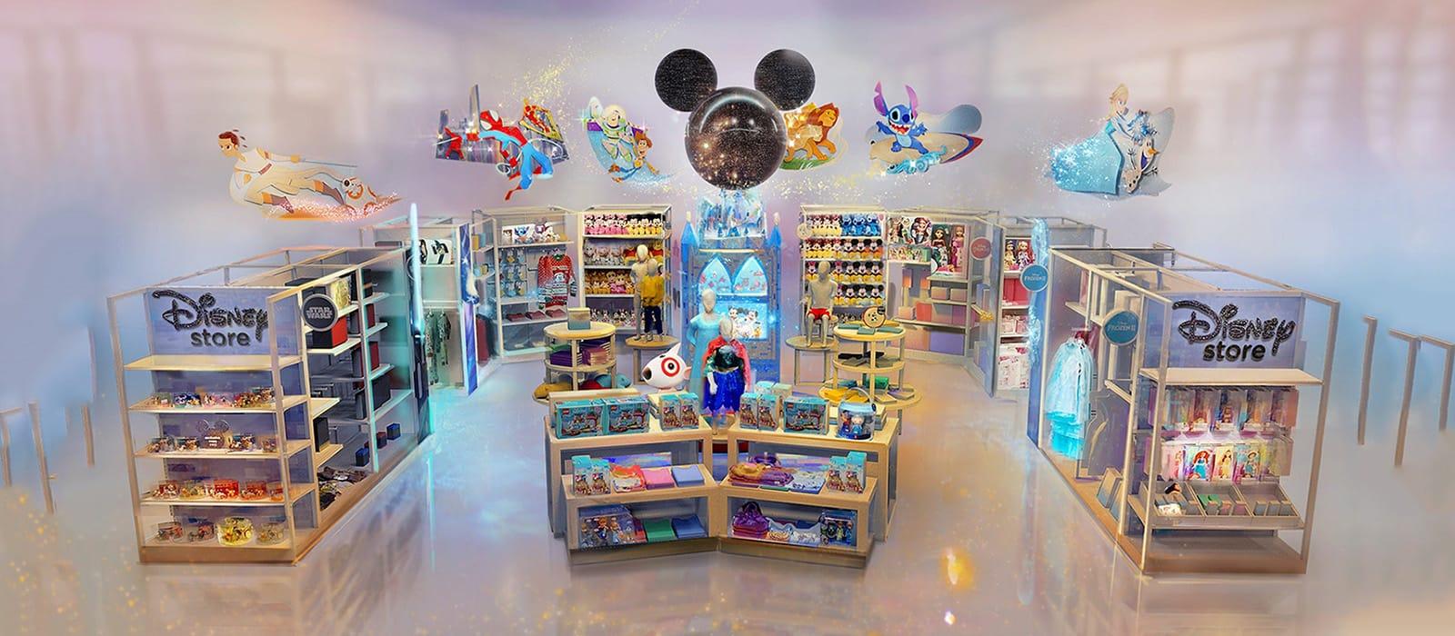 Tot 50% korting <br> op Disney merchandise