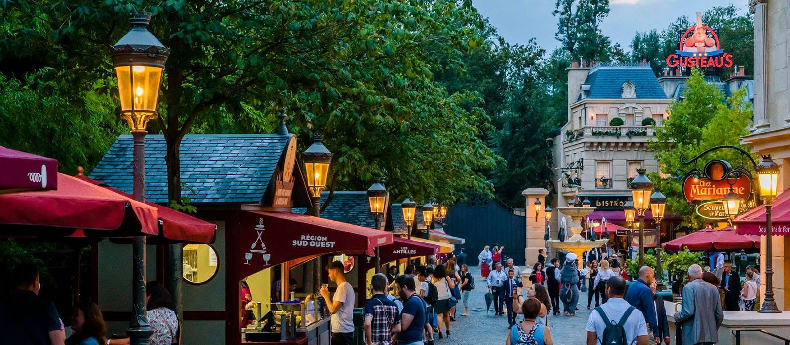 Food Festival <br> in Disneyland Paris