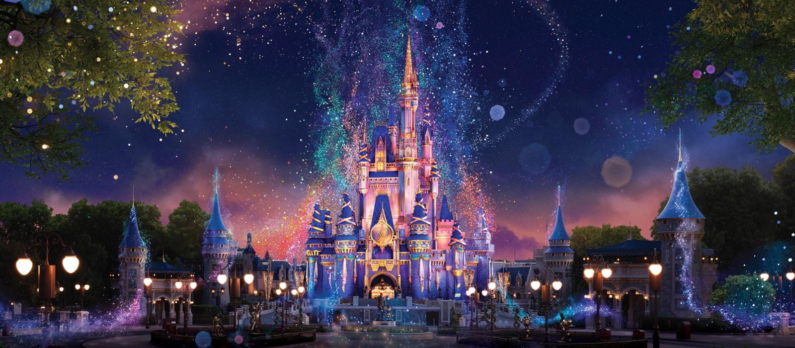 50e verjaardag <br> Walt Disney World