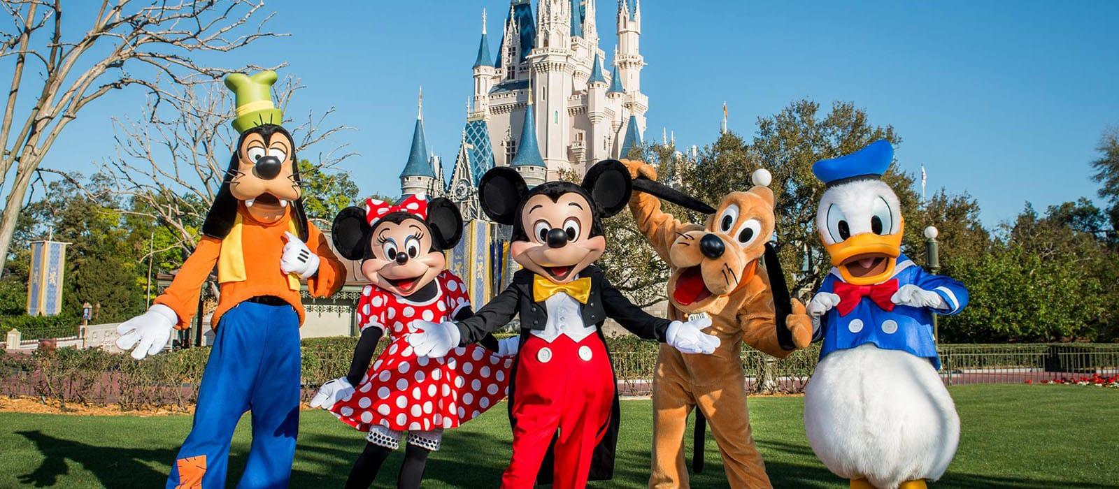 Openingsaanbieding <br> Walt Disney World