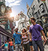 Universal: Base Ticket 1-5 dagen